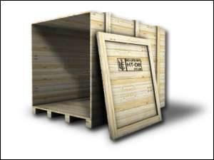 ambalaje industriale din lemn